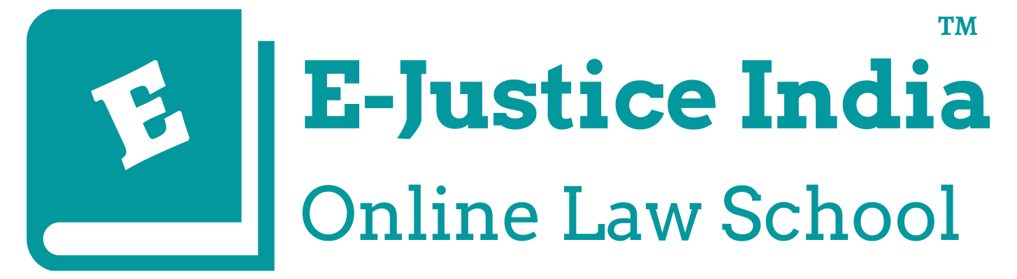 E-Justice India Online Law School